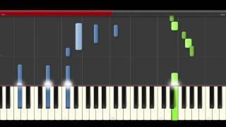 Narcos opening Theme Netflix Rodrigo Amarante  piano midi tutorial sheet partitura cover karaoke app