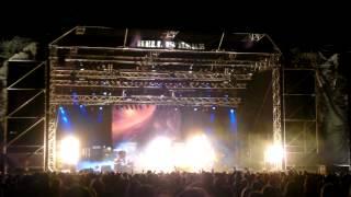 Naglfar live auf dem Partysan Metal Open Air 2012