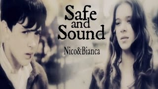'Safe and Sound'| Nico & Bianca Di Angelo(HoO)