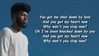 Shot down-Khalid-lyrics