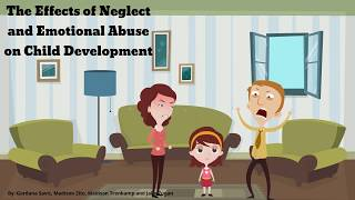 Effects of Emotional Abuse/Neglect on Childhood Development width=