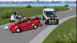 LEGO 60007 High Speed Chase - LEGO City