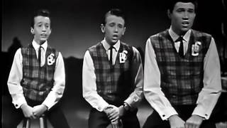 ♫ Bee Gees ♪ Blowin' In The Wind (Australia TV Show 1963) ♫ Video & Audio Restored