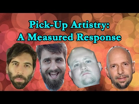 Pick Up Artistry: A Measured Response