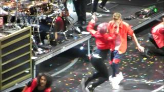 "Justin Bieber: ""All Around the World"" - Z100 Jingle Ball Madison Square Garden NYC 12/7/12"