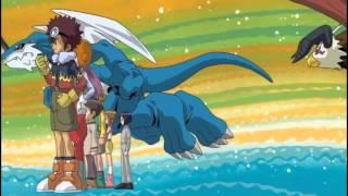 Digimon Adventure 02 Ending (Itsumo Itsudemo) (Latino)