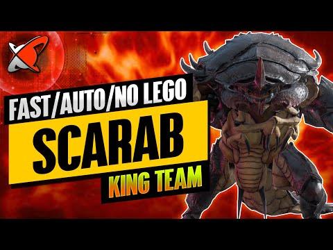 """FAST AUTO NO LEGO"" Borgoth The Scarab King | HARD Doom Tower Floor 30 | RAID: Shadow Legends"