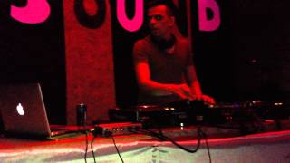 Daniel Meister Live @ ReSound Black & White Party 2013 11.29