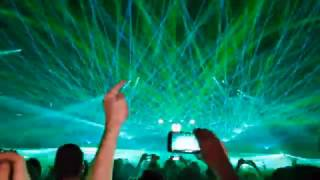 Frequencerz -wolfpack @Qlimax 2016 (lasershow!)