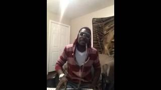 """""""I wanna be your man"""" Roger Troutman Cover"""