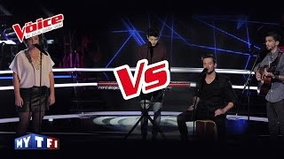 The Voice 2016 | Arcadian VS Mauranne - Open Season Une autre saison (Josef Salvat) | Battle