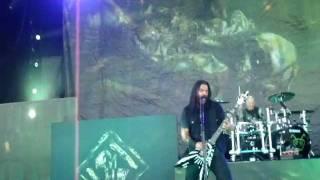 Machine Head - Locust *Live* Mayhem Fest Indiana