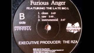 Big L & Shyheim-Furious Anger (Instrumental)
