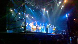 Divididos en Tucuman. Músico invitado Lucho Hoyos