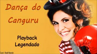 Aline Barros - Dança do Canguru - PlayBack (Com legenda)