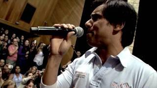 """Guilherme e Santiago tocam """"E daí?"""" no Estúdio Ao Vivo Transamérica"""