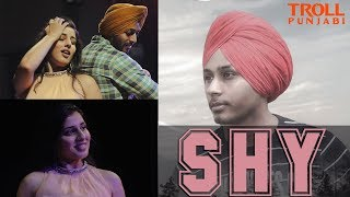 Shy - Harinder Samra ( Official Video ) YJKD | Latest Punjabi Song 2018