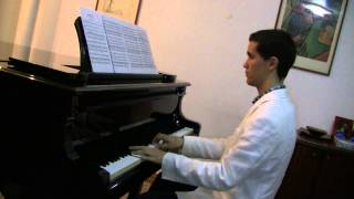 Bach/Gonoud - Ave Maria (Piano Accompaniment)