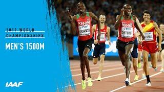 Men's 1500m Final | IAAF World Championships London 2017