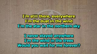 Stratovarius - Forever (Piano version) (Karaoke)