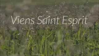 Viens Saint Esprit de Sainte Faustine par EsSens'Ciel