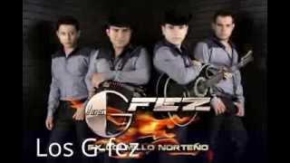 Los G-Fez -rosa perfumada (ex-colmillo norteño)