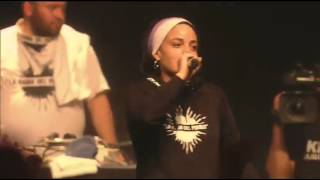Keny Arkana - Fuck youtube - Concert à Marseille @ Le Moulin  2012