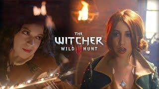 "Witcher 3: Wild Hunt - Main Theme ""Sword of Destiny"" - Jillian Aversa feat. Erutan Vocal Arrangement"