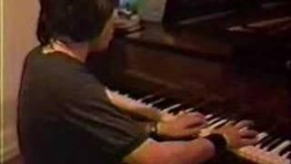 Elliott Smith playing Rachmaninoff