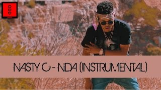 "NASTY C - ""NDA"" (INSTRUMENTAL) BY/PROD. ODDITRI"