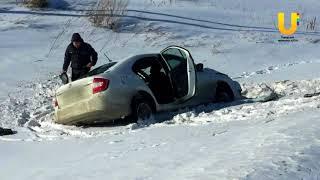 На дороге Дюртюли-Нефтекамск в результате ДТП скончалась 47-летняя женщина