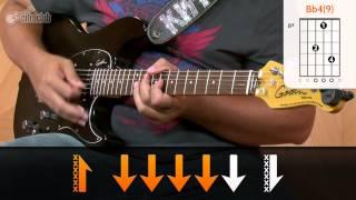 videoclase Treasure - (aula de guitarra)
