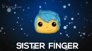 Funny Finger Family Inside Out Nursery Rhymes Songs | By Nursery Rhyme From YOUTUBE