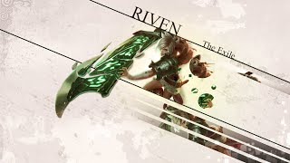 Master Riven Montage - Beautiful Ghost
