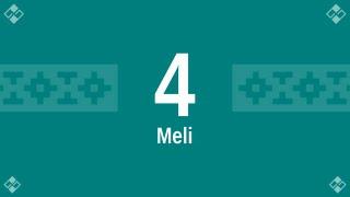 Los numeros en Mapudungun. Rakin.