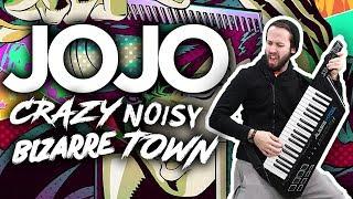 CRAZY NOISY BIZARRE TOWN (Jojo's Bizarre Adventure) ENGLISH opening cover: Diamond is Unbreakable OP