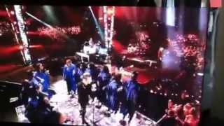 Marianas Trench Performing Live at the 2013 Juno Awards