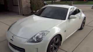 Nissan 350z In-Depth Tour & Review | CarRockStar: Featured Channel | 2007 Coupe Model
