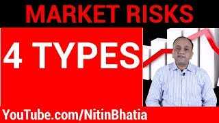 Stock Market Risk - 4 Types You Should Know [HINDI] width=