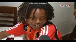 Renato Sanches nas camadas jovens do SL Benfica