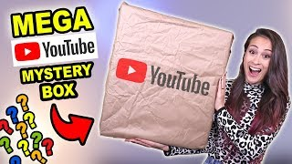 YOUTUBE STUURDE MIJ EEN MEGA MYSTERYBOX! || Fan Friday