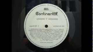 Leandro & Leonardo - É Por Você Que Canto (The Sound Of Silence) (LP/1989)