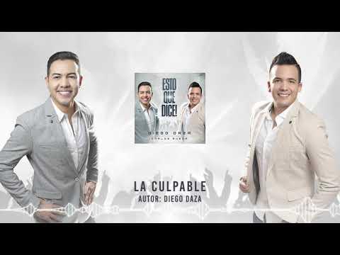 La Culpable Ft Carlos Ruedo de Diego Daza Letra y Video