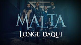 Malta - Longe Daqui Lyric Video (Álbum Indestrutível) [Áudio Oficial]