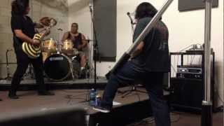 Band Of Doom- Paranoid (Cover) (Band Practice)
