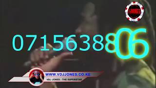 VDJ JONES-REGGAE-BEST OF LUCKY DUBE-INTRO