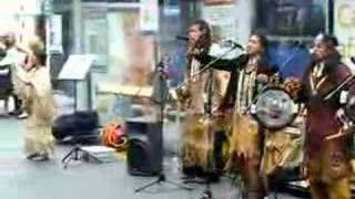 Native American indian music- Cherokee in New Zealand