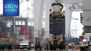 Bajan las exportaciones estadounidenses de soja y aviones civiles