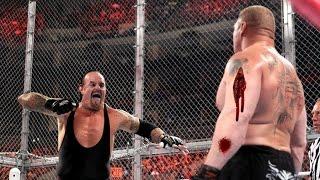 Undertaker Vs Brock Lesnar - Bloodiest Match | HD width=