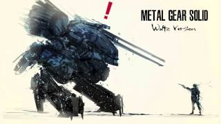 Metal Gear Solid Main Theme | Waltz Version